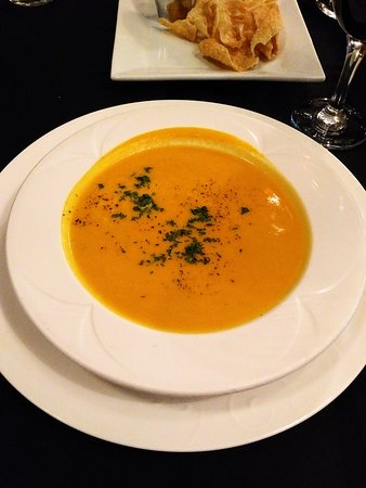Get Stuffed : Curried squash soup