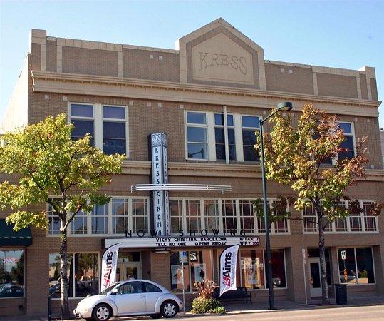 Greeley, Κολοράντο: Building exterior
