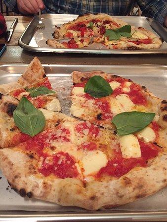 Stourbridge, UK: pizza margherita