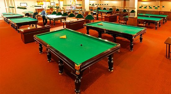Billiard Club Ludi Fusion Place