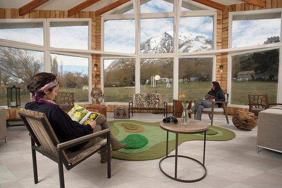 Las Torres Patagonia: Salón Calafate