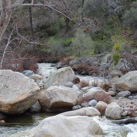 Three Rivers, Kalifornien: Kaweah River