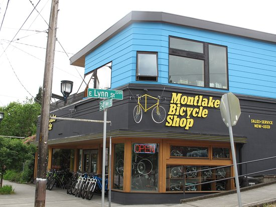 Montlake Bicycle Shop