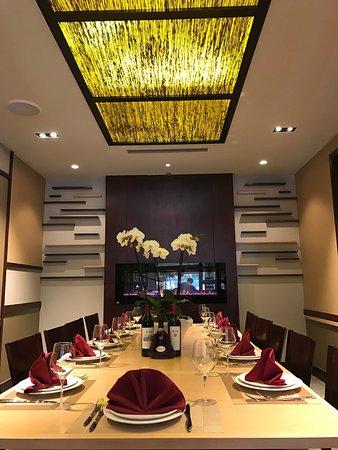 Brookline, MA: Jin's Fine Asian Cuisine & Sushi Bar