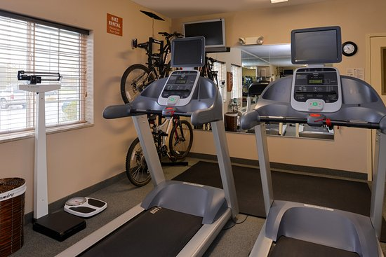 Candlewood Suites Boise : Fitness Center