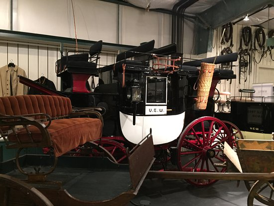 ‪‪Leesburg‬, فيرجينيا: Carriage Museum‬