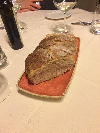 Pisogne, Italy: pane fatto in casa