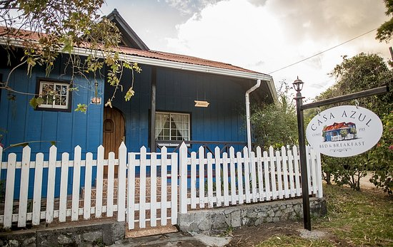 Casa Azul Bed & Breakfast