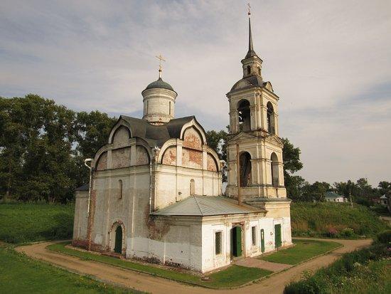 Rostov, Rosja: Вид с городского вала