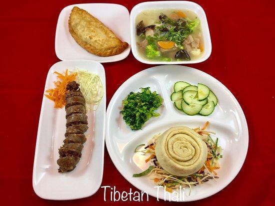 Amherst, MA: Tibetan Thali