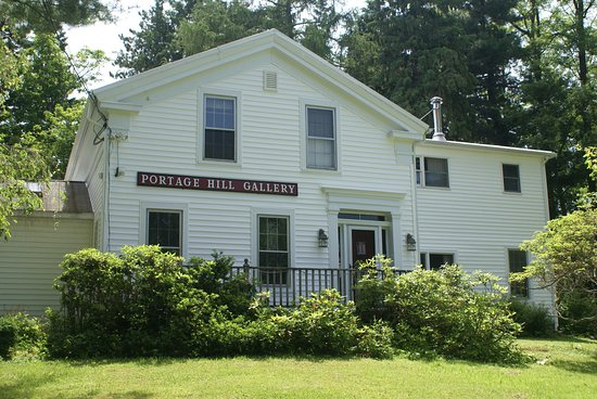 Westfield, NY: Summer at Portage Hill Art Gallery- open Wednesday- Sunday