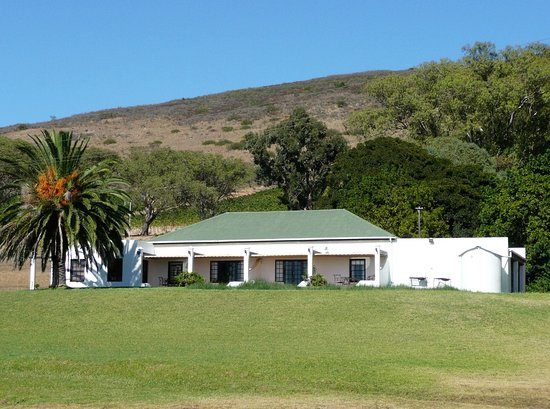 Darling, Sudáfrica: The guest cottages at Burgherspost.