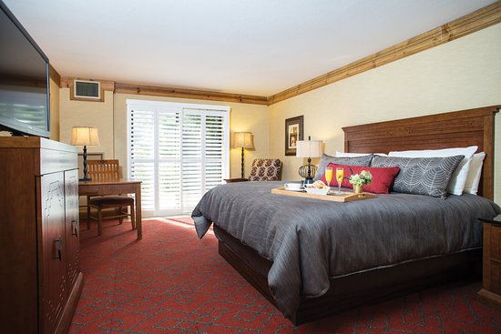 Fish Camp, Kalifornia: Premium and Deluxe King Room
