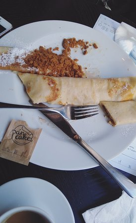 Pan Cakes - Creperie: Awesome pancakes