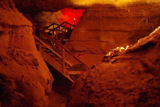 Manitou Springs, Kolorado: Some of the stairs