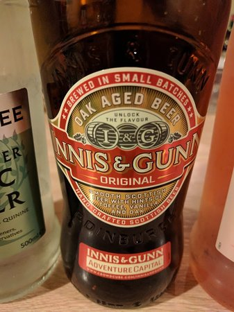 West Compton Manor Bed and Breakfast : Ask for Innis & Gunn ;)