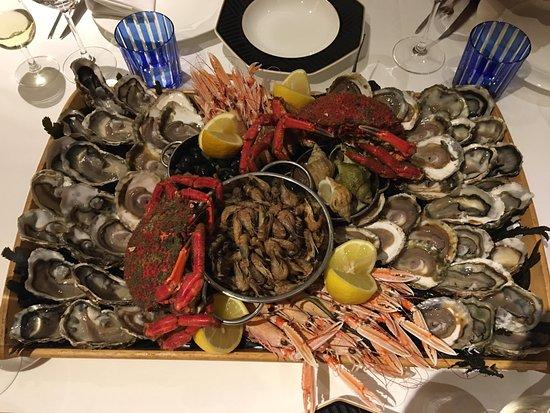 L'Auberge Bretonne : la qualité des crustacés a fait des heureux...