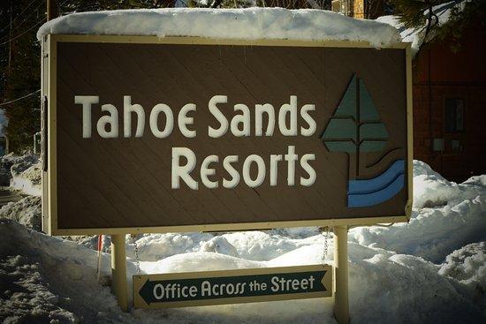 Tahoe Vista, Καλιφόρνια: Welcome!