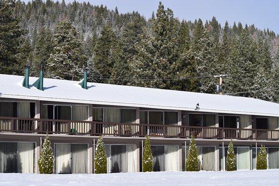 Tahoe Vista, Καλιφόρνια: Lanai Building (100's & 200's)