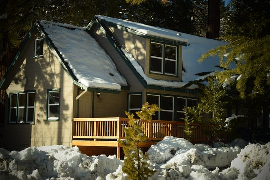 Tahoe Vista, Kalifornia: Unit 404 - New Deck and Windows
