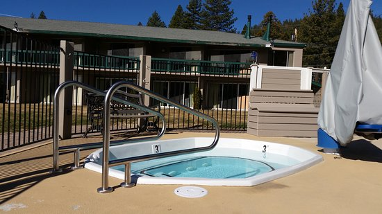 Tahoe Vista, Kalifornia: New Hot Tub