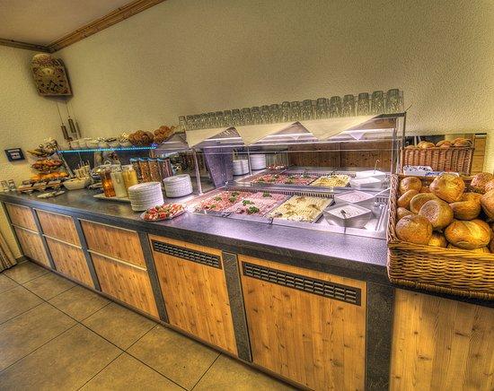 Hotel Schwörer: Frühstücksbuffet
