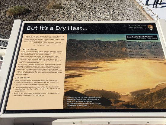 Badwater: Sign