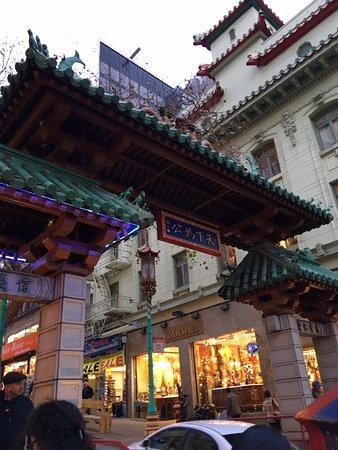 Chinese Culture Center: Main Gate