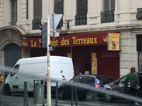 Photo of Monument / Landmark Place des Terreaux at Lyon 69001, France