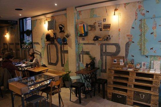 Boutique Design Lille bar boutique - picture of la biche & le renard, lille - tripadvisor