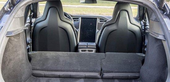 GSD Rides 2016 Tesla Model S P90DL  Boston Tesla Rental Photoshoot
