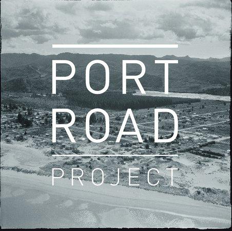 Whangamata, Nueva Zelanda: Port Road Project Cafe
