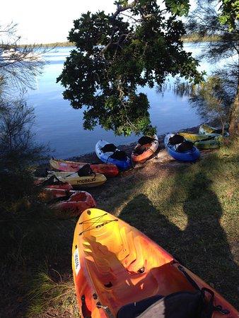 Hawks Nest, Australia: Take it ezy on the Myall River
