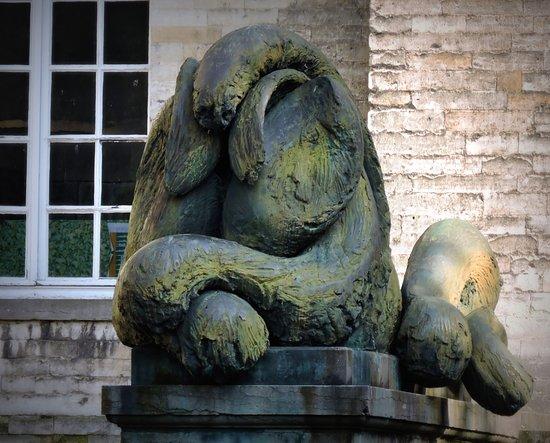 Leuven, Belgium: monumento