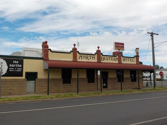 The Northo - North Eastern Hotel: Street View