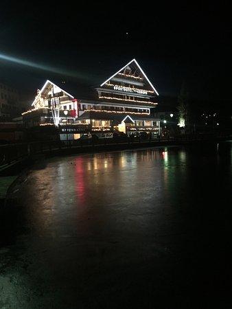 Sporthotel Europa sul Lago: vista dell'hotel