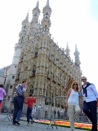 Leuven, Belgium: Palacio
