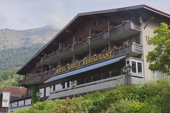 Leissigen, Switzerland: Hotel Kreuz