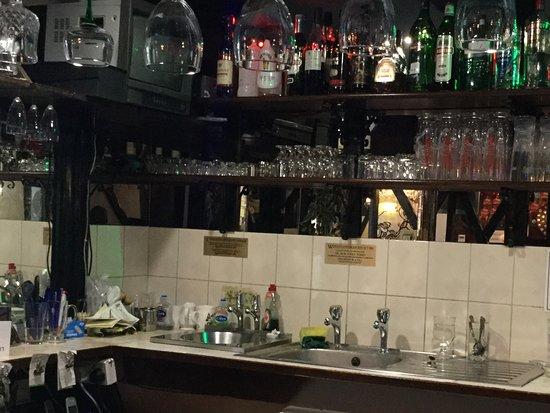 Thaxted, UK: Bar
