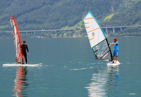 Fluelen, Switzerland: Kurse