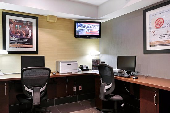 Sandman Hotel & Suites Abbotsford: Business Centre