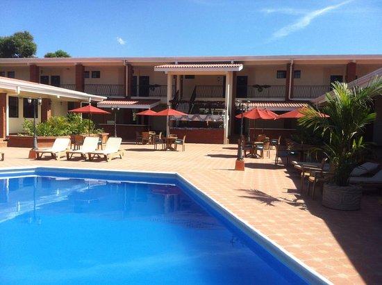 farallones hotel chinandega nicaragua voir les tarifs. Black Bedroom Furniture Sets. Home Design Ideas