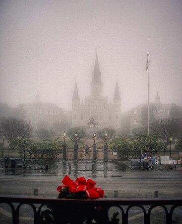 Aziz Louis Katedrali: Beautiful on a December day