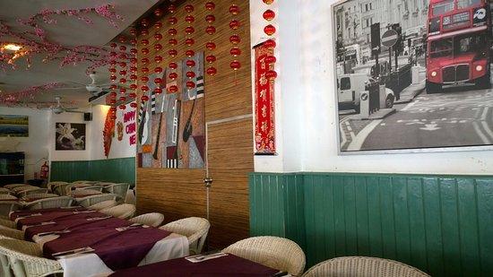 Decor picture of kensington western restaurant seremban