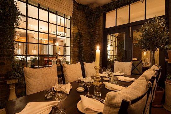 Luca Restaurant St John Street
