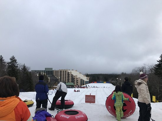 Snowshoe Mountain Tubing Park: photo0.jpg