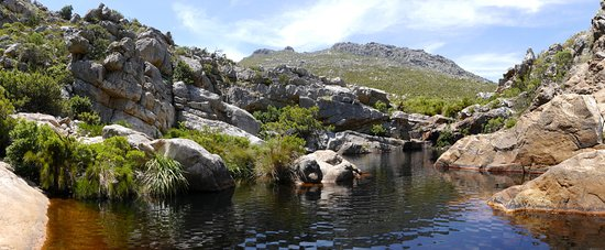 Gordon's Bay, Südafrika: Crystal Pools
