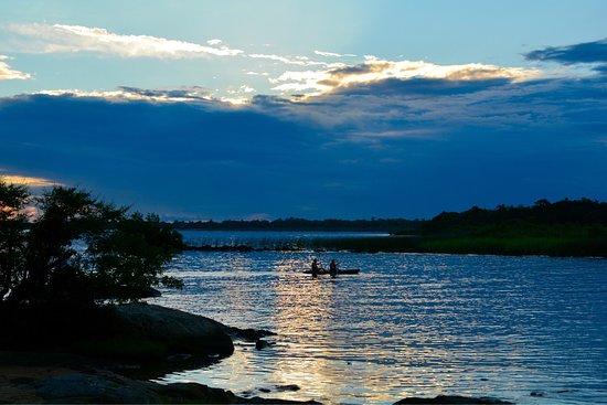 Lagoa dos Patos Sunset