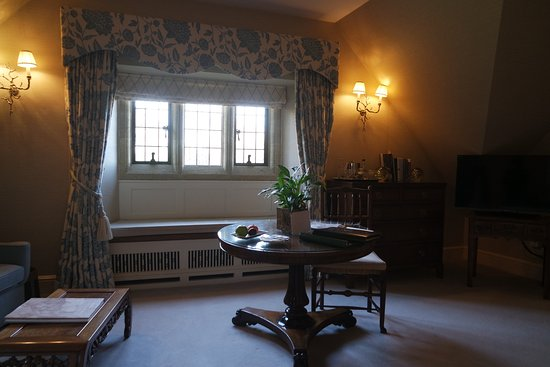 West Hoathly, UK: Our Room