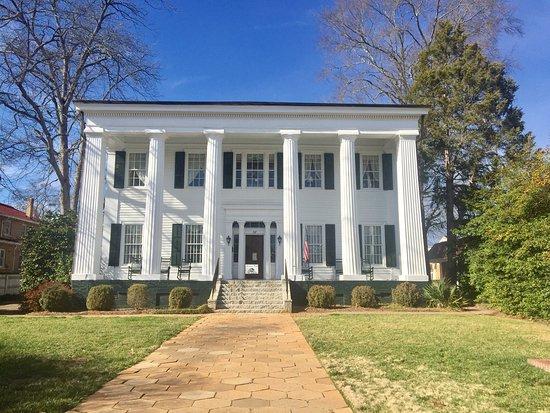 Madison, GA: Heritage Hall on 1/18/17